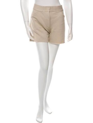 Étoile Isabel Marant Knit Tailored Shorts