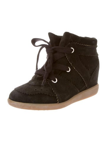 Bobby Wedge Sneakers