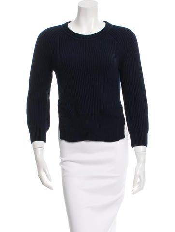 Étoile Isabel Marant Wool Crew Neck Sweater None