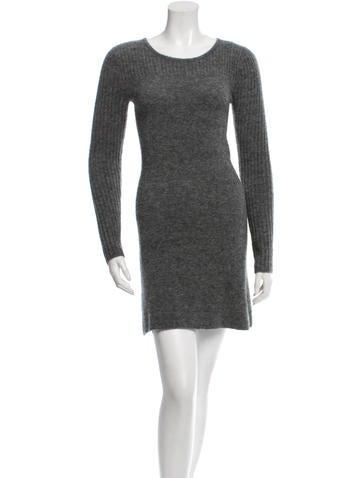 Étoile Isabel Marant Crew Neck Sweater Dress None
