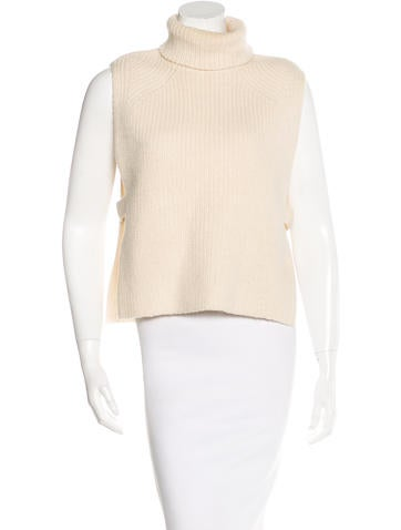 Étoile Isabel Marant Wool Turtleneck Top None
