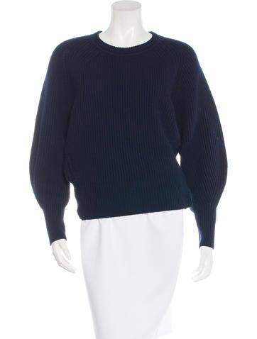 Étoile Isabel Marant Wool Long Sleeve Sweater None