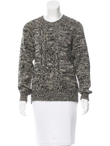 Étoile Isabel Marant Wool Crew Neck Sweater None