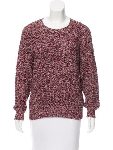 Étoile Isabel Marant Crew Neck Knit Sweater None