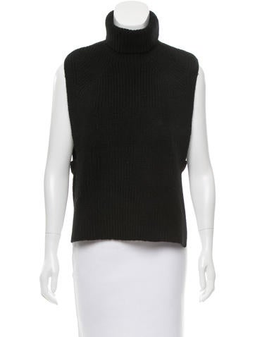Étoile Isabel Marant Wool-Blend Turtleneck Sweater w/ Tags None