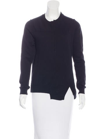 Étoile Isabel Marant Asymmetrical Crew Neck Sweater None