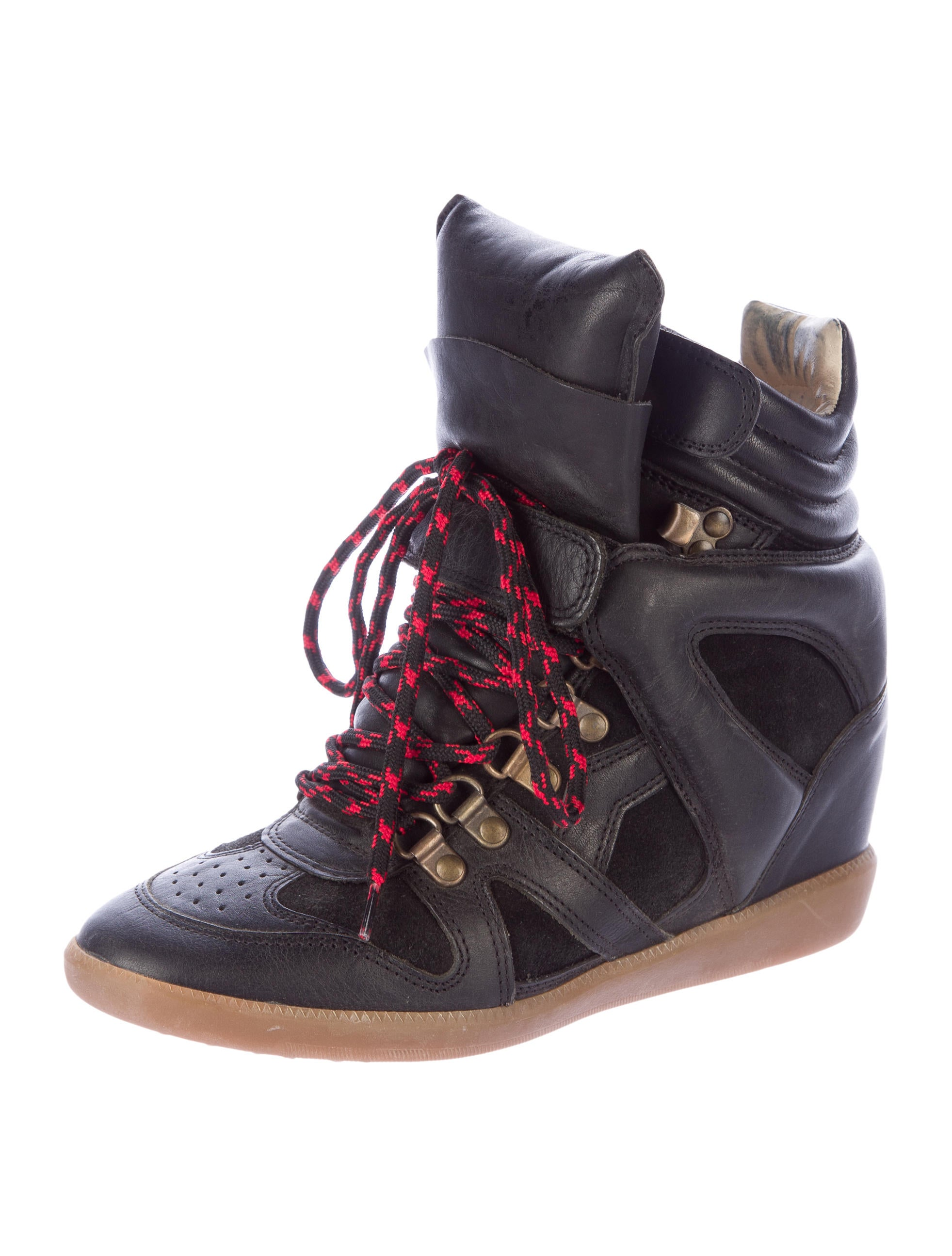 shop for sale online factory outlet online Isabel Marant Tibetan High-Top Sneakers Y4FlWE