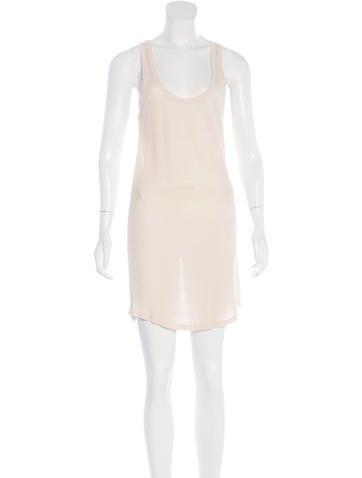 Étoile Isabel Marant Rib Knit Tank Dress None