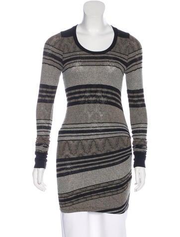 Étoile Isabel Marant Striped Knit Top None