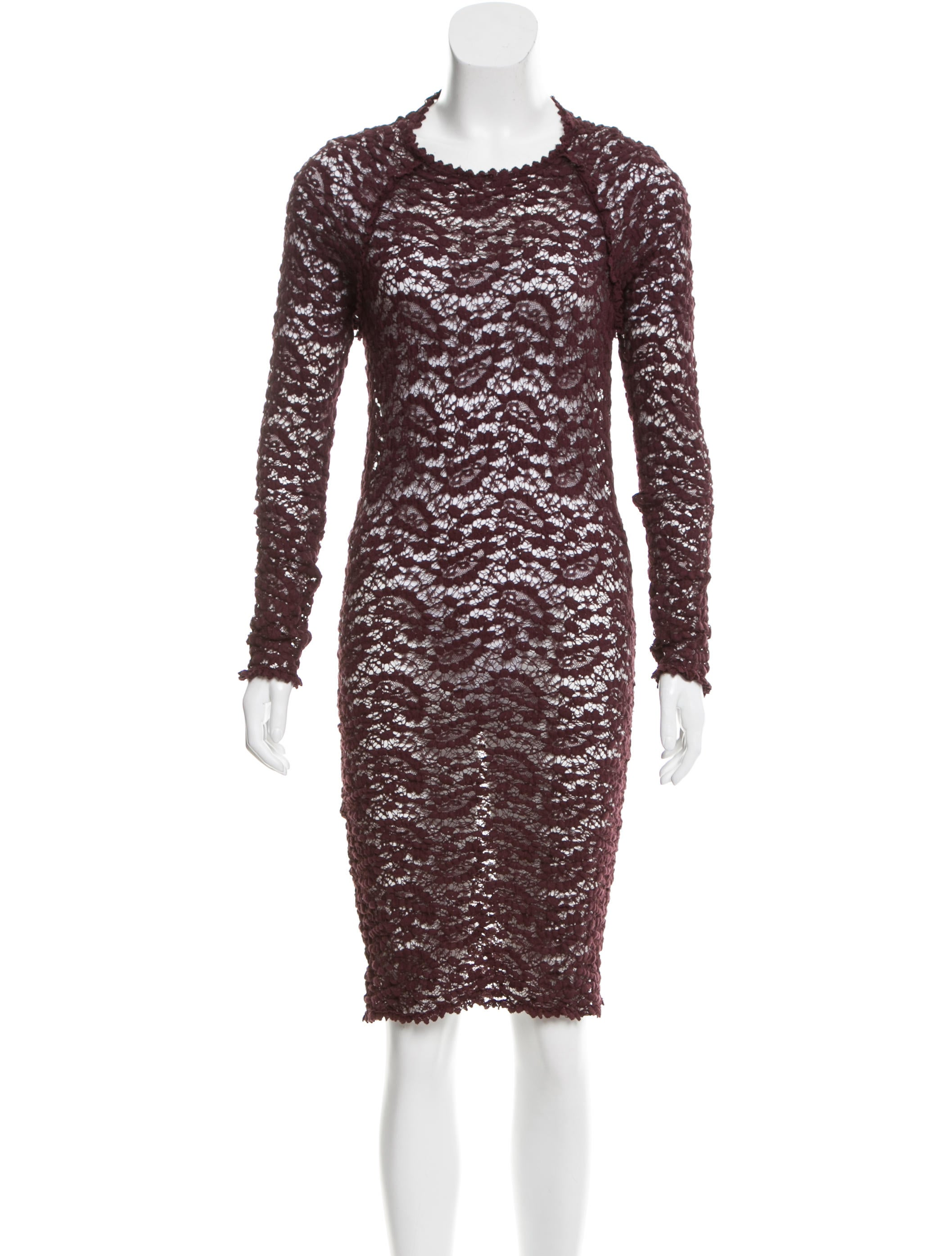 Toile isabel marant lace bodycon dress clothing for Isabel marant shirt dress