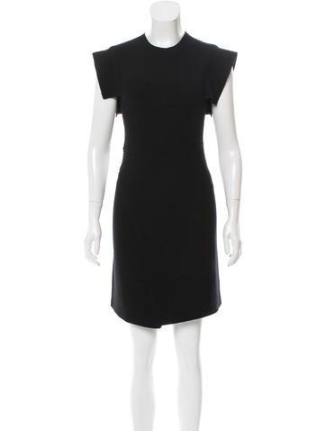 Étoile Isabel Marant Wool-Blend Mini Dress w/ Tags None