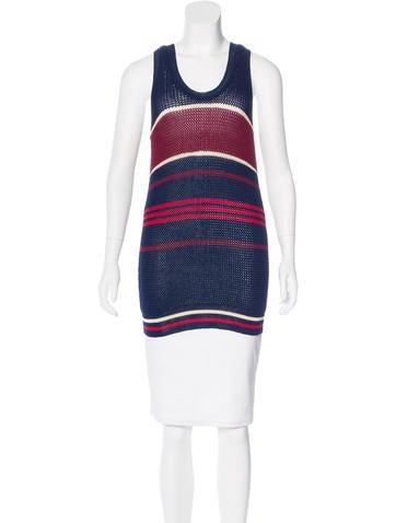 Étoile Isabel Marant Knit Striped Top None
