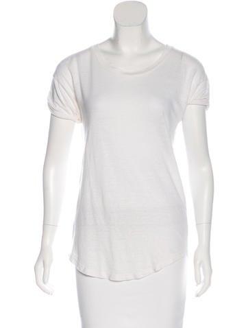 Étoile Isabel Marant Short Sleeve Knit T-Shirt None