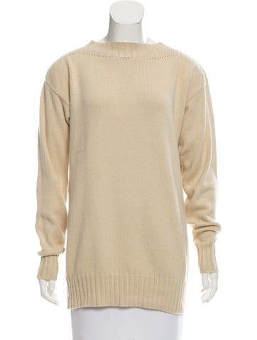 Étoile Isabel Marant Wool-Blend Knit Sweater None
