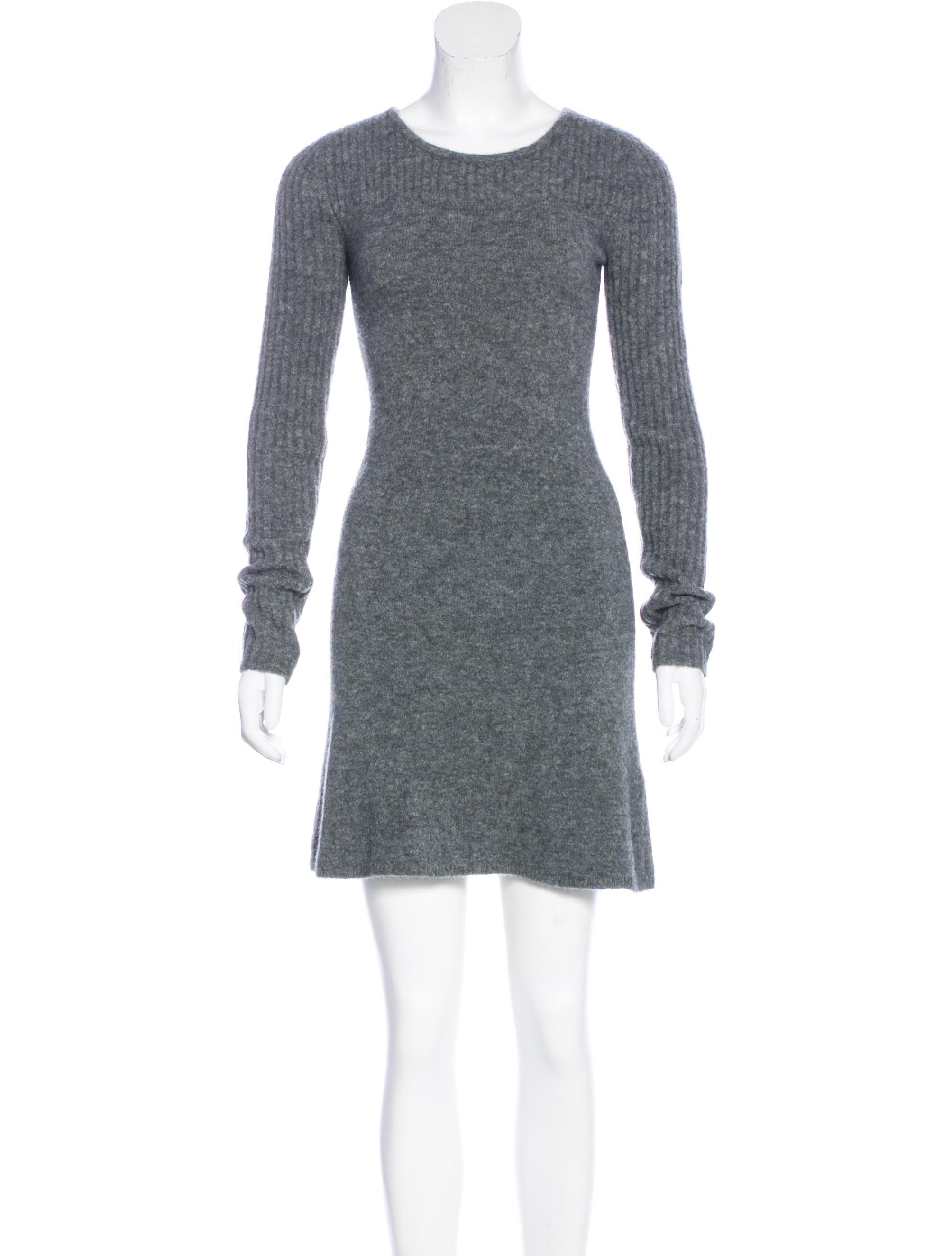 Toile isabel marant wool midi dress clothing wet41814 for Isabel marant shirt dress
