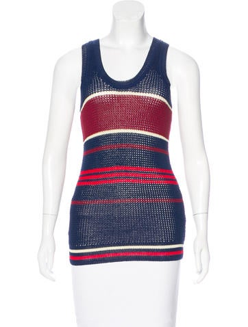 Étoile Isabel Marant Sleeveless Knit Top w/ Tags None
