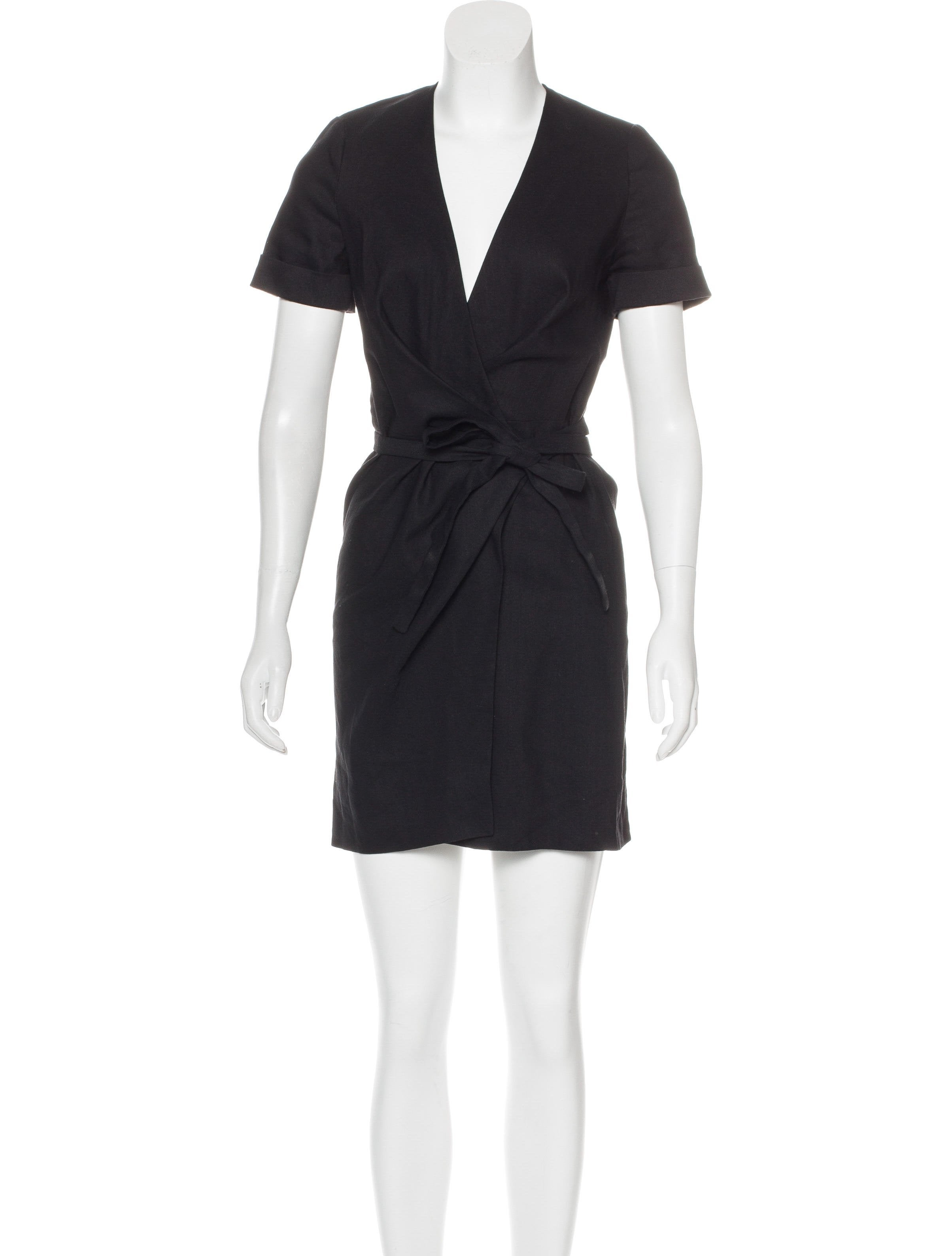 2caea18292 Étoile Isabel Marant Kansas Wrap Dress w  Tags - Clothing - WET42383 ...