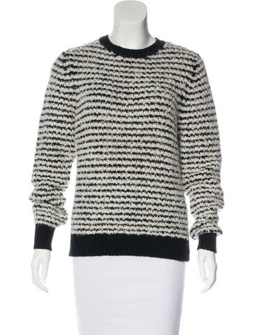 Étoile Isabel Marant Knit Striped Sweater None
