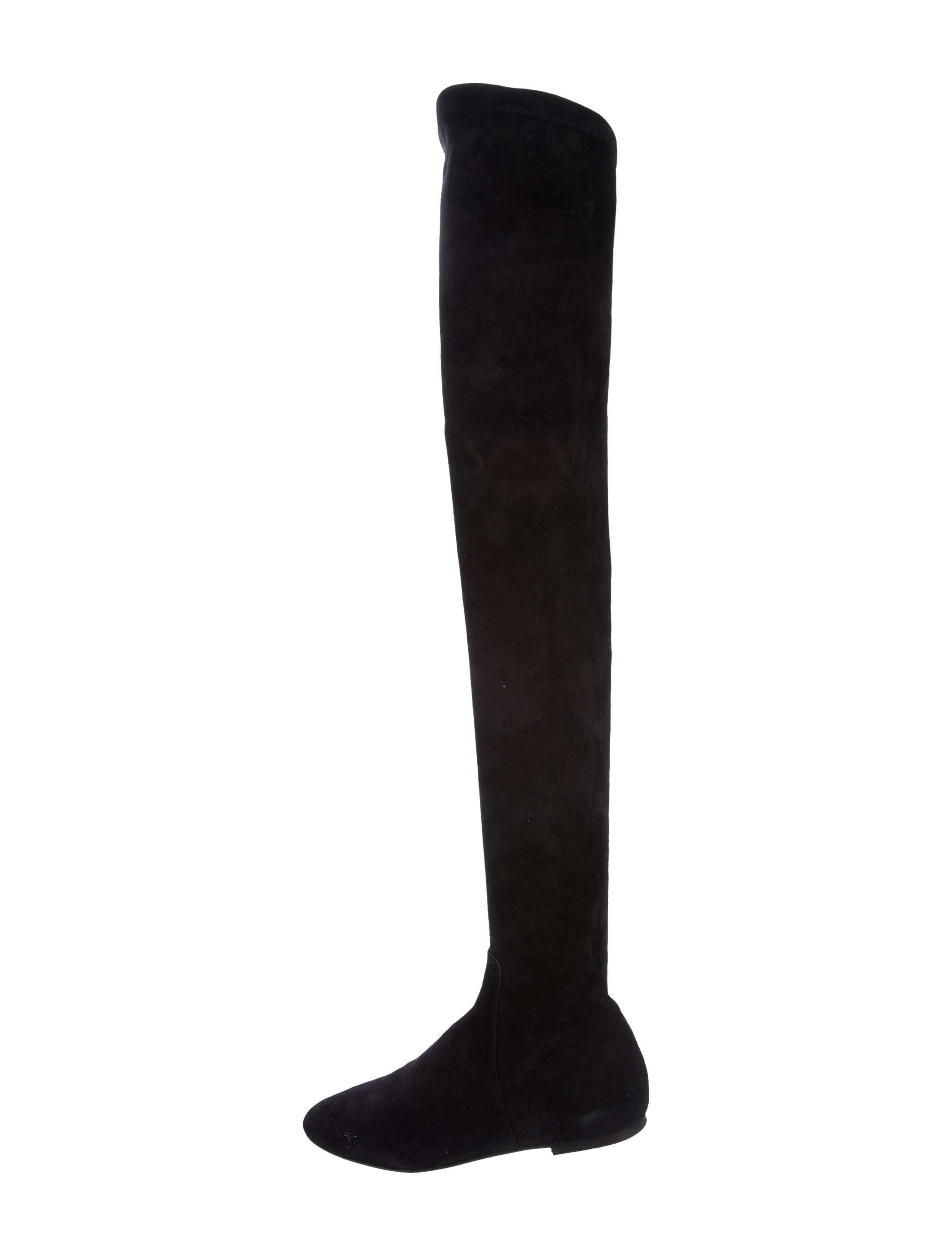 f66753ca303 Étoile Isabel Marant Brenna Over-The-Knee Boots - Shoes - WET45760 ...