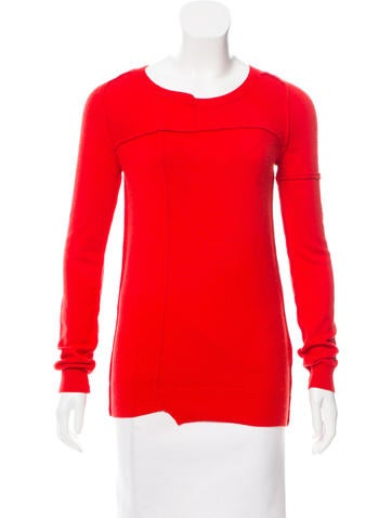 Étoile Isabel Marant Long Sleeve Knit Sweater None