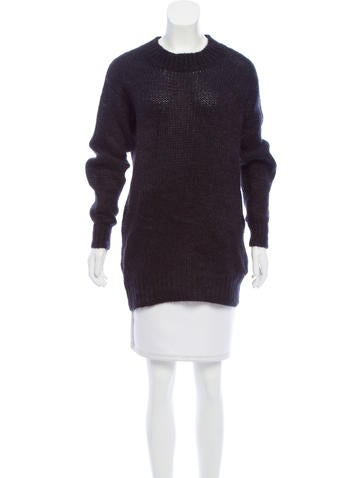 Étoile Isabel Marant Mohair Knit Tunic None