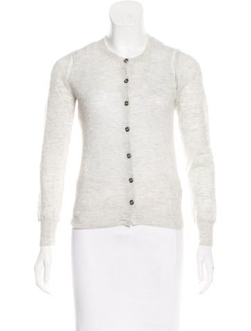 Étoile Isabel Marant Button-Up Knit Cardigan None