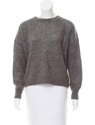 Étoile Isabel Marant Mohair Crew Neck Sweater None