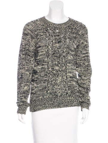 Étoile Isabel Marant Wool Knit Sweater None