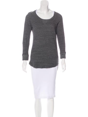 Étoile Isabel Marant Long Sleeve Knit Top None