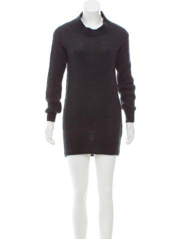Étoile Isabel Marant Mohair Sweater Dress None