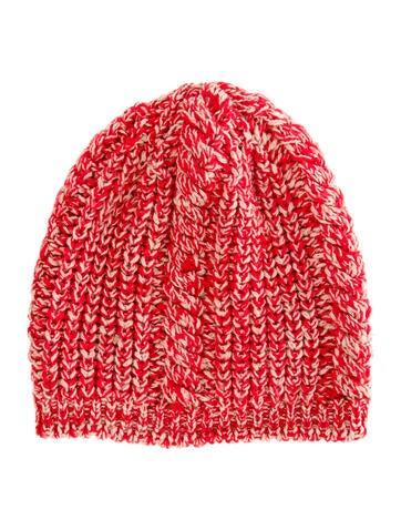 Étoile Isabel Marant Wool Rib Knit Beanie None