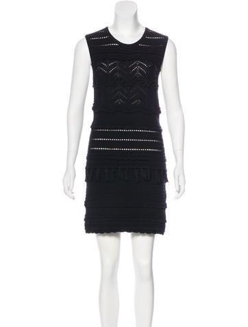 Étoile Isabel Marant Knit Mini Dress None