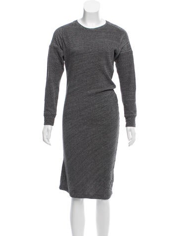 Étoile Isabel Marant Knit Midi Dress None