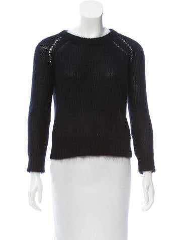 Étoile Isabel Marant Mohair Knit Sweater None