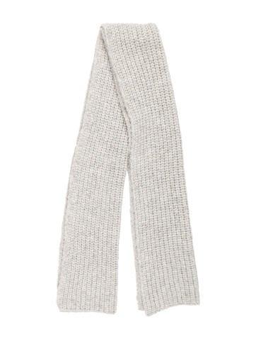 Étoile Isabel Marant Alpaca Knit Scarf None
