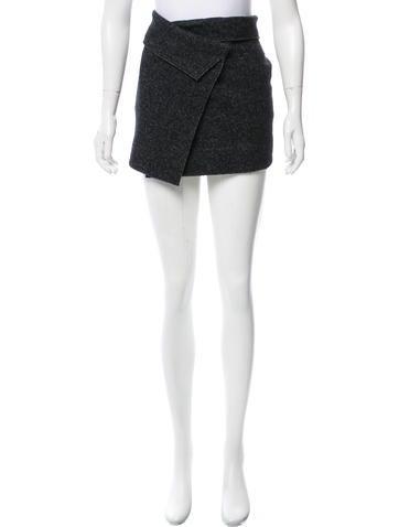 Étoile Isabel Marant Wool Mini Skirt by Étoile Isabel Marant