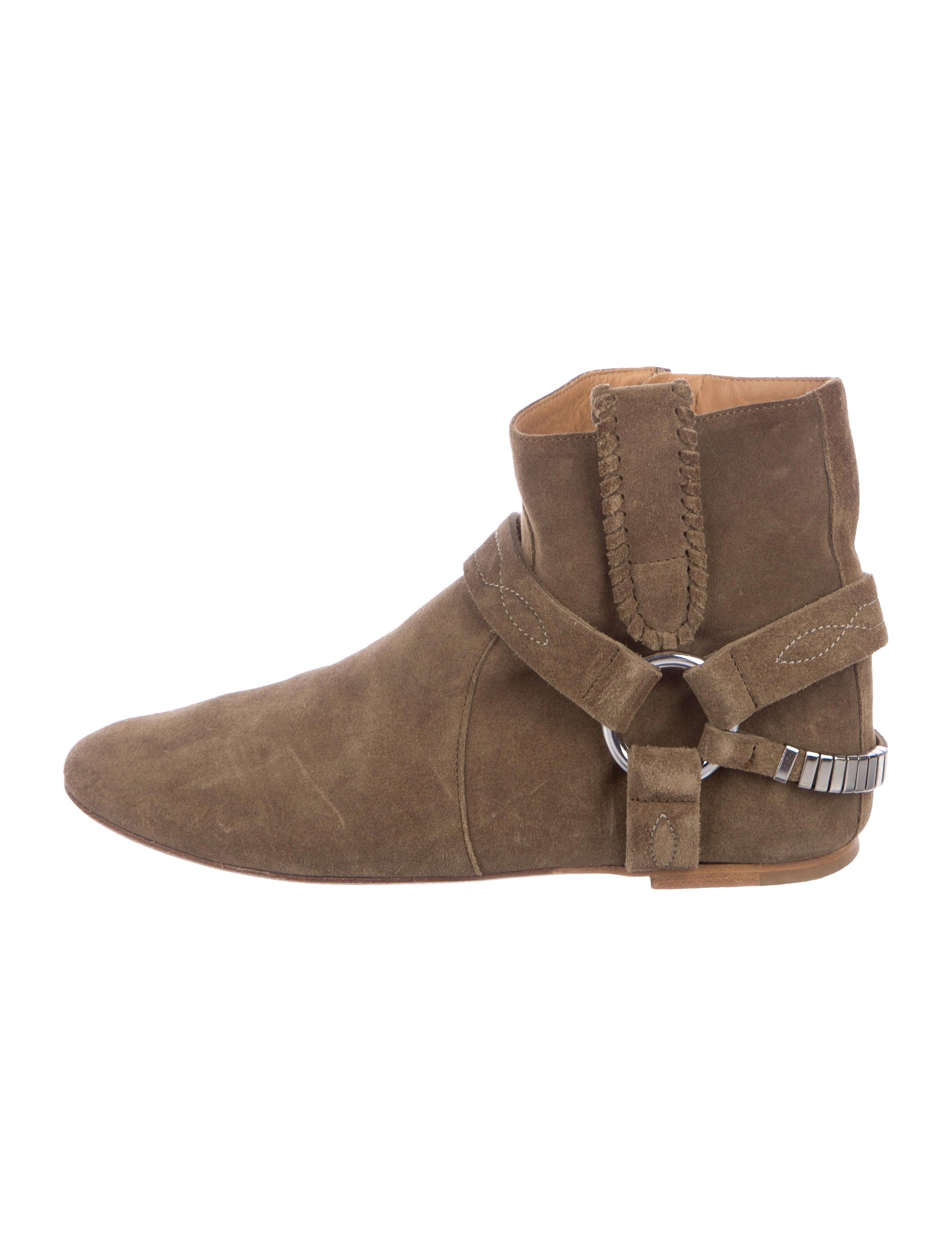 Étoile Isabel Marant Ralf Suede Harness Boots sale excellent qNObHNNZ