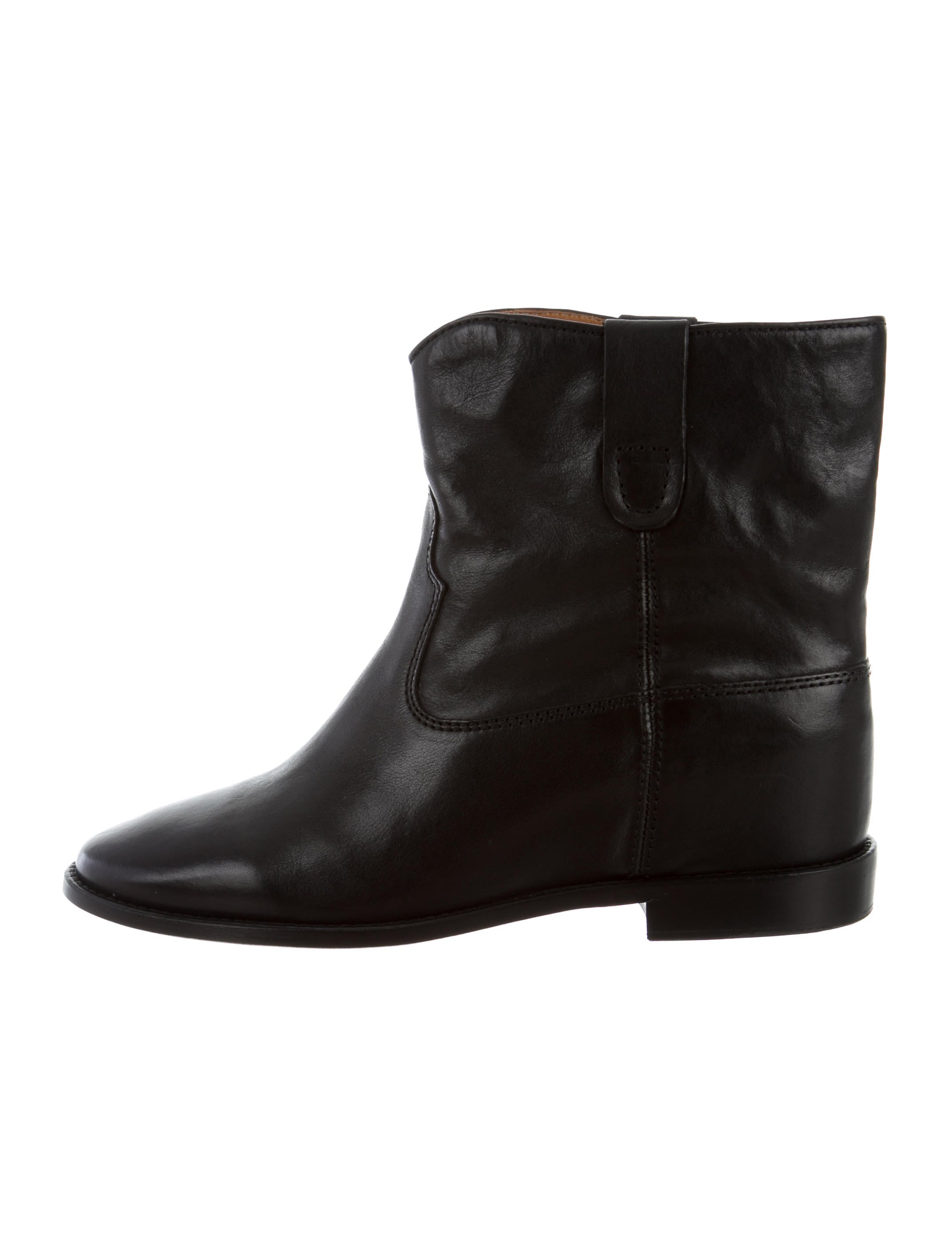 brand new unisex for sale Étoile Isabel Marant Cluster Leather Ankle Boots w/ Tags outlet prices pre order sale online footaction cheap price KbKgIUb
