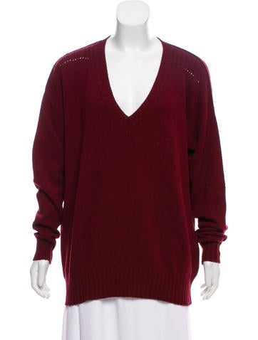 Étoile Isabel Marant Wool Oversize Sweater None