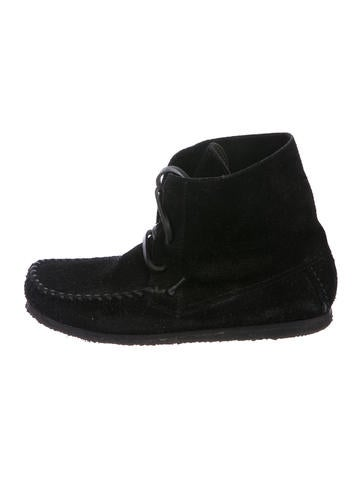 Étoile Isabel Marant Flavie Moccasin Boots by Étoile Isabel Marant
