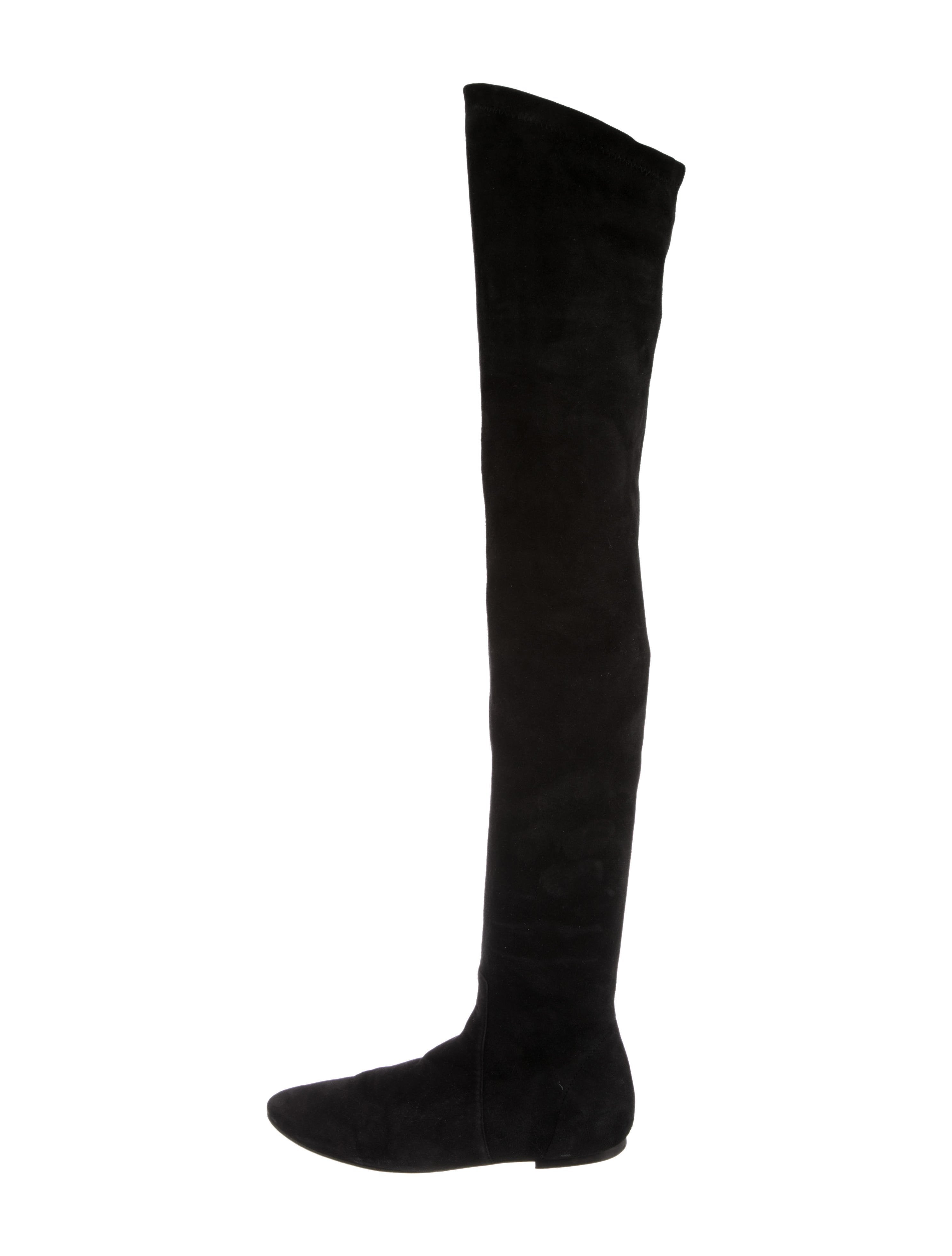 543924ff2fb Étoile Isabel Marant Brenna Over-The-Knee Boots - Shoes - WET54394 ...