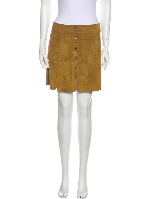 Étoile Isabel Marant Suede Mini Skirt