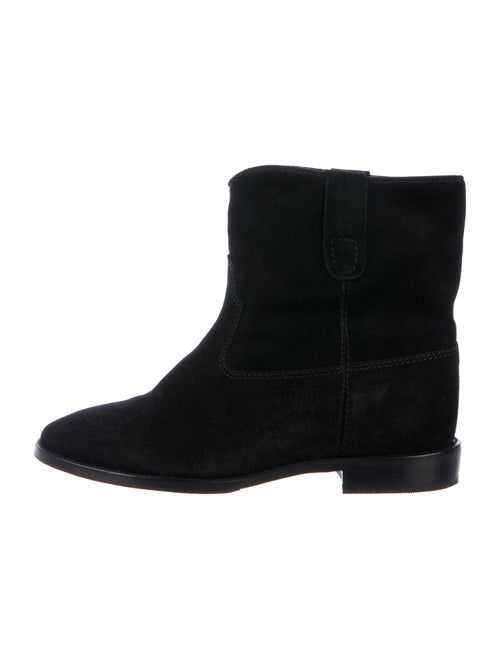 Étoile Isabel Marant Suede Boots Black