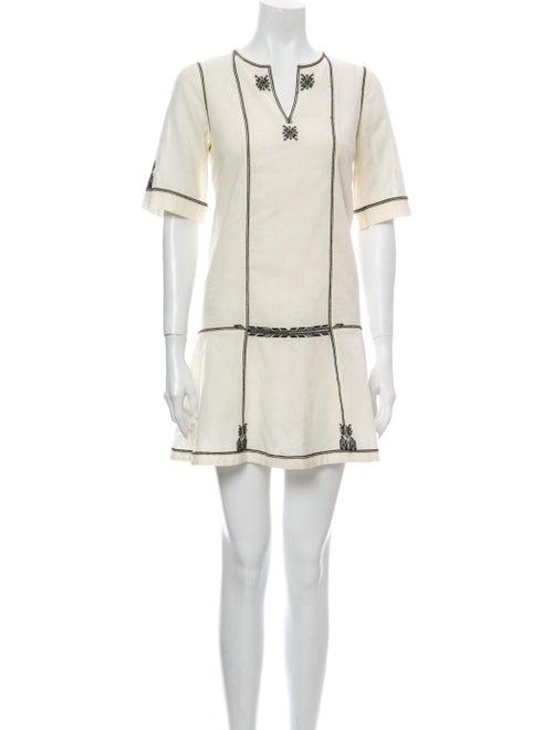 Étoile Isabel Marant Printed Mini Dress