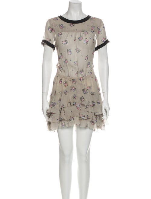 Étoile Isabel Marant Silk Mini Dress