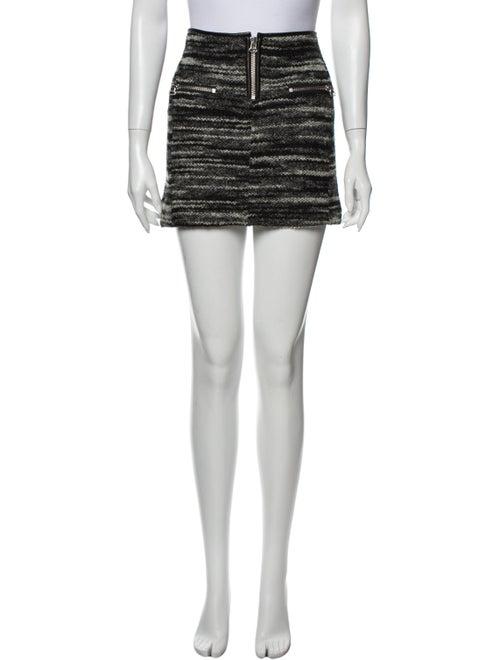 Étoile Isabel Marant Printed Mini Skirt Mini Skirt