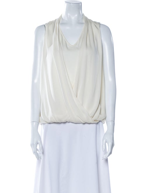 Emerson Thorpe Cowl Neck Sleeveless Blouse