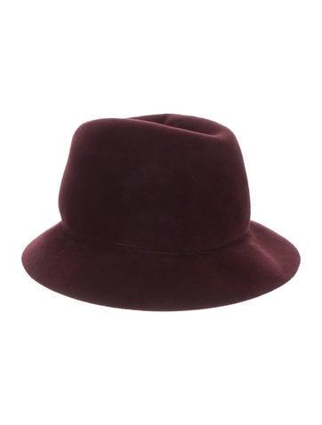 Eugenia Kim Felt Hat None