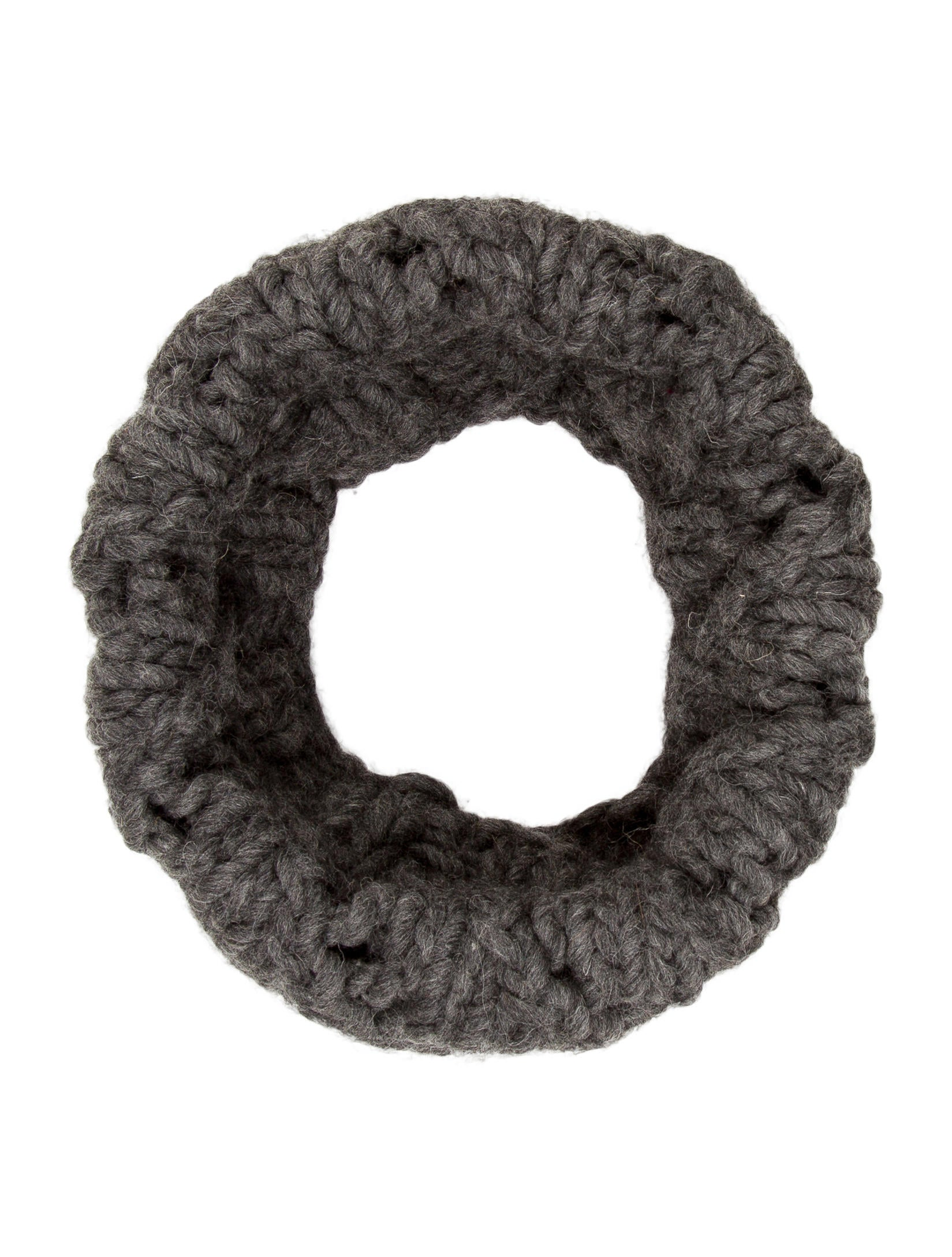 Eugenia Kim Wool Knit Snood - Accessories - WEU20497 The RealReal