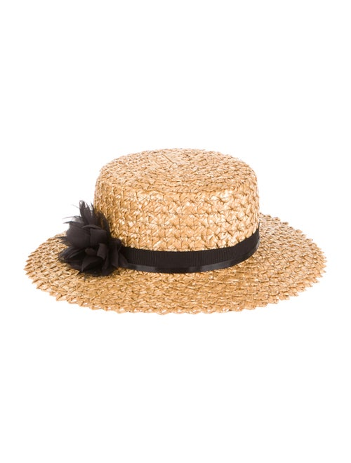 6c1ab9f05a9a Eugenia Kim Straw Wide-Brim Hat w/ Tags - Accessories - WEU22317 ...